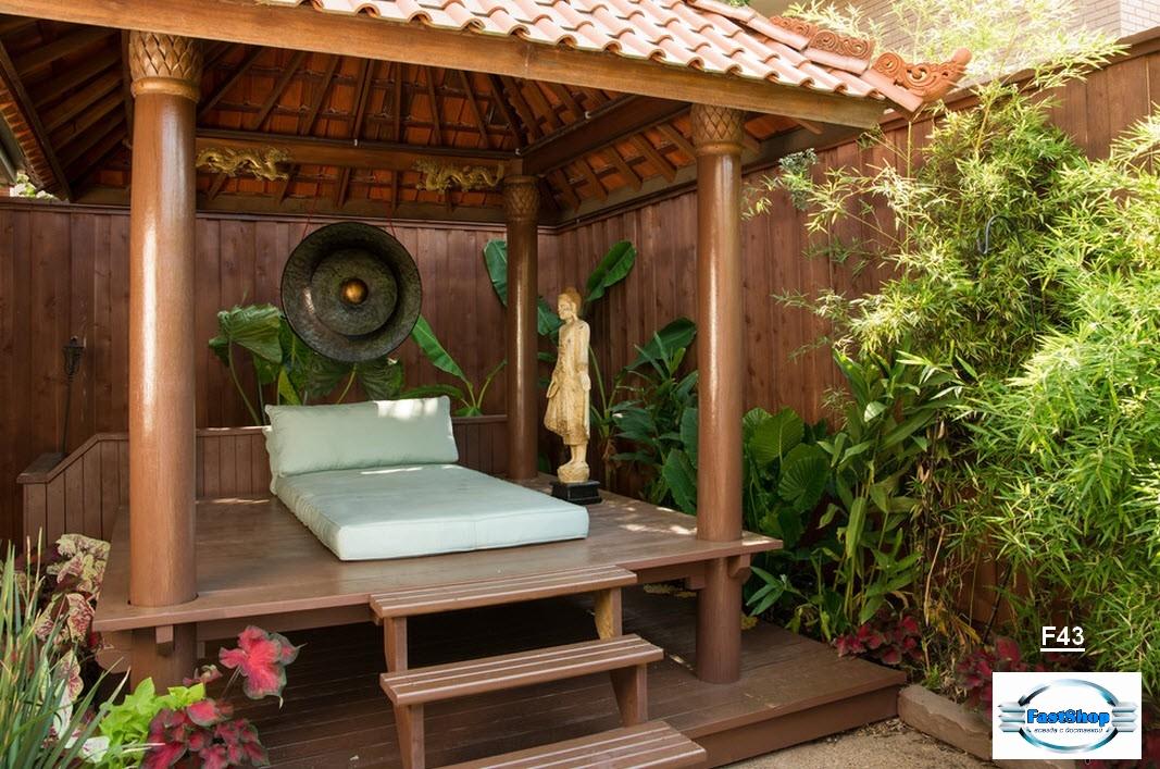 Foisor pentru meditatii pagoda