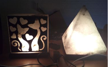 Lampa de sare Moldova Chisinau